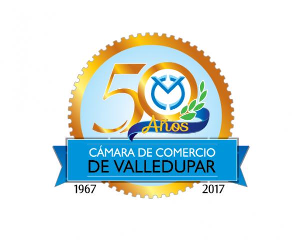 LOGO CAMARA 50 AÑOS ELIUMER
