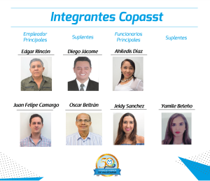 Integrantes-Copasst