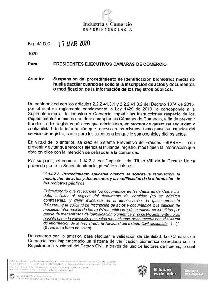 Instrucción validación de identificación biométrica (1)
